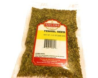 Fennel Seed 3.5oz (100GM) free shipping