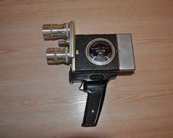"""Vintage Soviet movie camera """"Kiev 16S-3"""""""