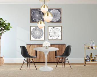 Home Design-Modern Dining Room-DIning Room Design-E-Design-Interior Decorating