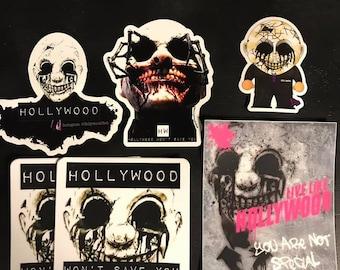 Hollywood Propaganda Pack
