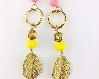 My big heart Earrings