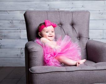 Baby Girl Tutu - Custom Tutu - 1st Birthday - Tutu Love - Toddler Tutu - Girl Tutu - Princess Tutu