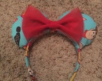Toy Story Disney Ears