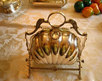English, Silver-Plated Serving Dish