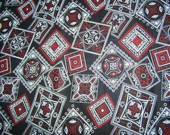 Red & Black Bandannas