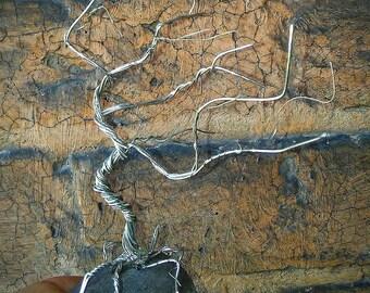 Creepy wire tree small