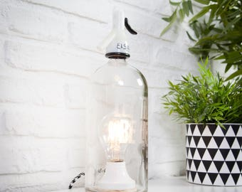 Lamp siphon - Let There Be Light -
