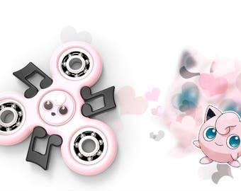 PokeSpinner - Jiggly Puff Figdet Spinner | Pokemon - #007