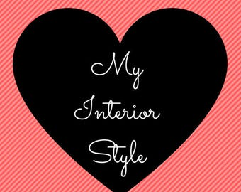 My Boho Interior Style