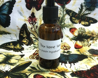 Sandalwood & Ylang Ylang  - 50ml  (Hand-poured Aromatherapy Blend)