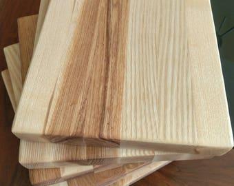 Ash serving boards (set of 5)