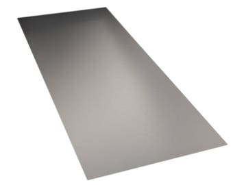 Tin Metal Sheet 100mm x 254mm