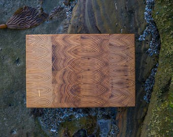 Black Locust End Grain