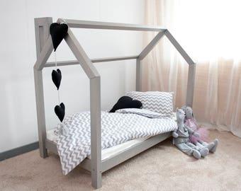Bed Casita C Grey