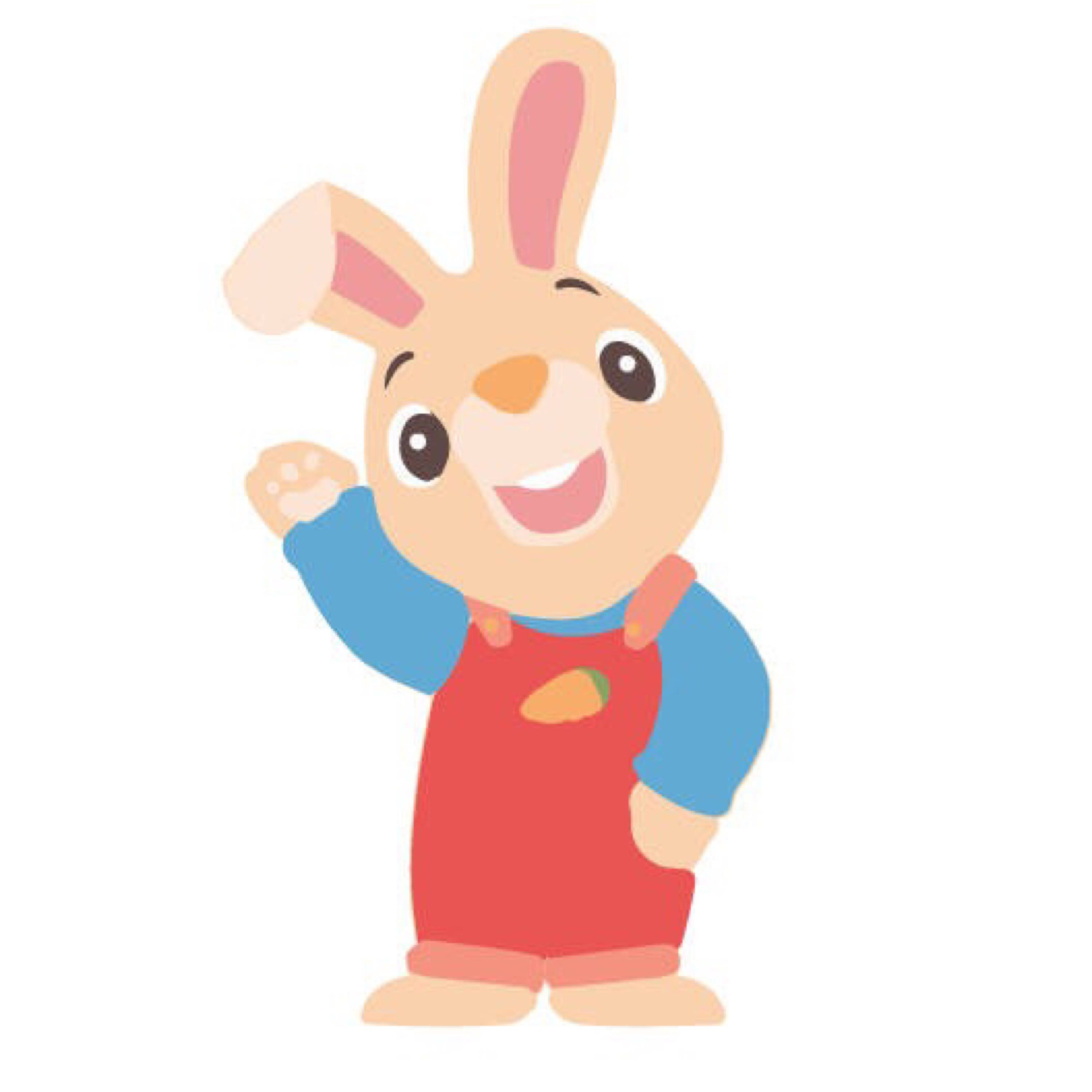 Sale Harry the Bunny BabyFirst s for cutting and printing
