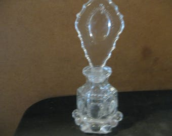 Candle Wick Perfume Bottle