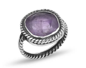 Twisted Wire Ring Size 5 1/2