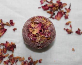 Love & Passion Rose Bath Bomb
