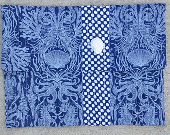 Modern quilted Kindle case 12