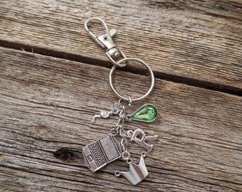 Riverdale Jughead Jones Inspired Keychain