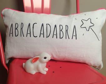 Cushion cover ABRACADABRA 30 * 50 cm