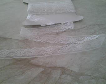 Lace width 2.5 cm