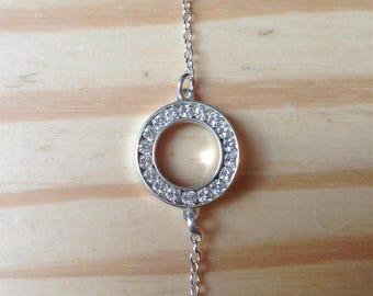 IONA bracelet - Swarovski crystals and 925 sterling silver