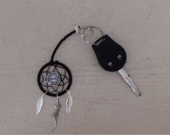 Key ring dream catcher Made in Corsica