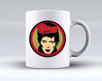 David Bowie - Mug