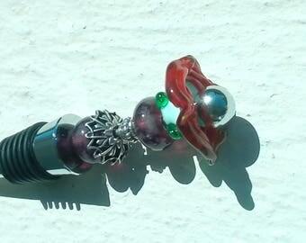 Glass Lampwork flower
