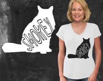 Himalayan Cat | Himalayan Shirt | Himalayan Cat Gifts | Graphic Tee | Graphic Tshirts | Custom T-shirts | Oregon Tee Company