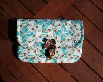 """""""new collection""""multi-purpose fancy clasp Briefcase bag"""