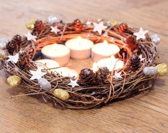 Kit Christmas Wreath - Table centerpiece