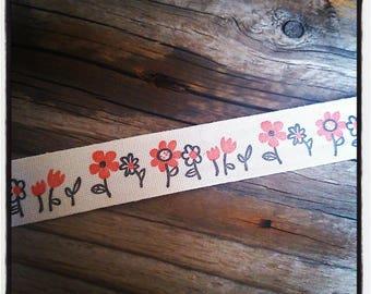 Cotton blossom - Scrapbooking Ribbon