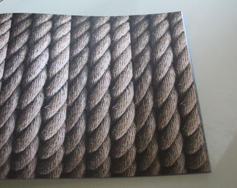 paper patterns for scrapbooking card making origami marine rope