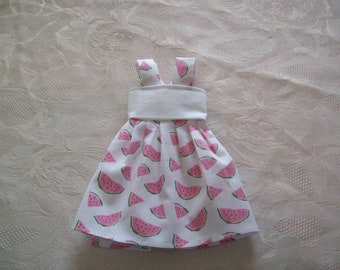 doll dress 32 / 33cm: compatible with the cherished corolle dolls (cotton)