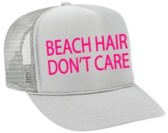 Beach hair dont care | Etsy