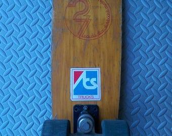 Vintage Rick Doudican Skateboard