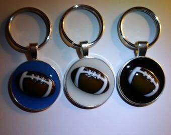 Football Themed Keychains / Pendant!