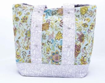 bag flower girl