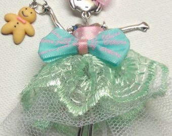 Beautiful Keychain, bag Sydounette 15