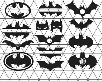 Super Heros svg,Batman, Batman svg,batman silhouette svg, batman mask svg, batman vector, batman clipart, Superhero Svg,