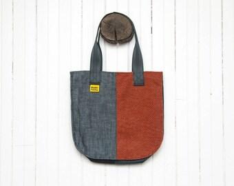 Reversible bag / square