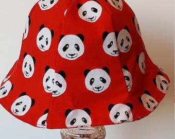 Red Panda Sun Hat