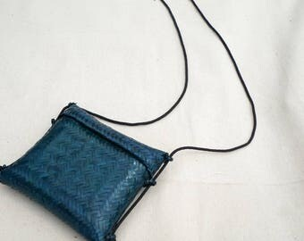 Vintage Straw Mini Bag