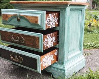 One Nightstand Turned Into Your Dresser Forever