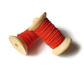 Red elastic son 1 mm