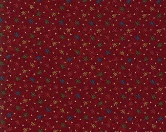 Kansas Trouble - Gooseberry Lane - Twigs and Triangles - Berry Red - 9544-13
