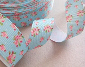 Vintage Liberty Blue Ribbon sold by the yard