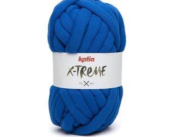 X - TREME katia night blue color